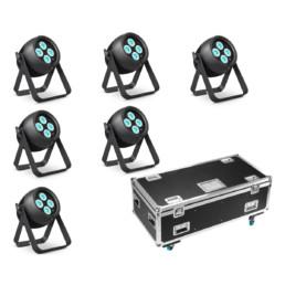 Klangfein Hannover - Cameo Zenit B60 | Bundle | Outdoor | Akku | LED Scheinwerfer | Gala | Messe | Buchen | Mieten | Anfragen