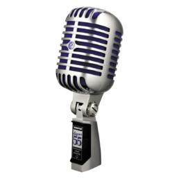 Klangfein Hannover - Mikrofone | Tagung | Gesang | B55 | Shure | Tontechnik | Messe | Buchen | Anfrage | Mieten | Vintage | Elvis | Tonstudio