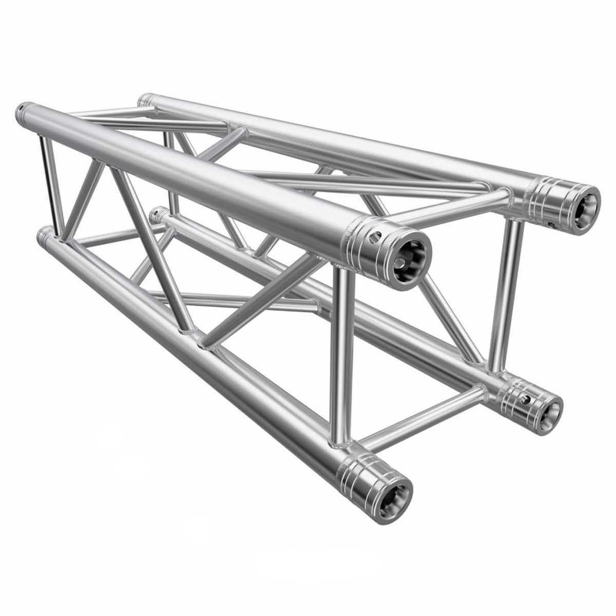 Klangfein Hannover - Dry-Hire | Rent | Veranstaltungstechnik | Lichttechnik | Bühnentechnik | Traversen | Truss | Global-Truss | F34-100cm | 1 Meter | Mieten | Buchen